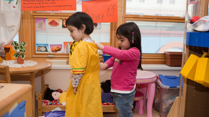 A Culture of Kindness in Early Childhood Classrooms