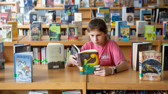 A School-Wide Focus on Choice Reading