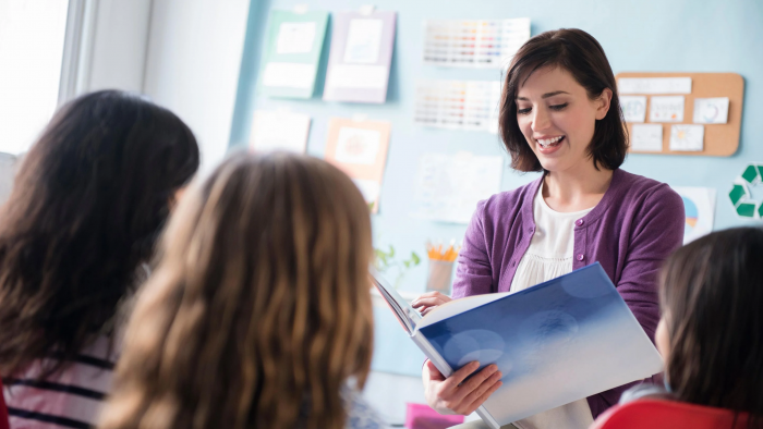 Using Read-Aloud to Improve Older Elementary Students' Literacy Skills